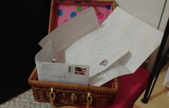 Letters from Pen Pals