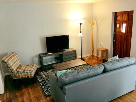 2BR Penthouse Living Area