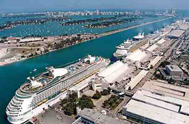 Location image of Port Everglades Terminal