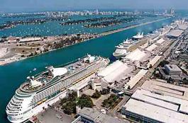 Location image of Port Everglades Terminal