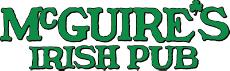 McGuires Irish Pub logo