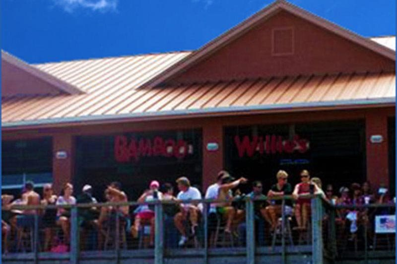 Bamboo Willie's Beach side Bar
