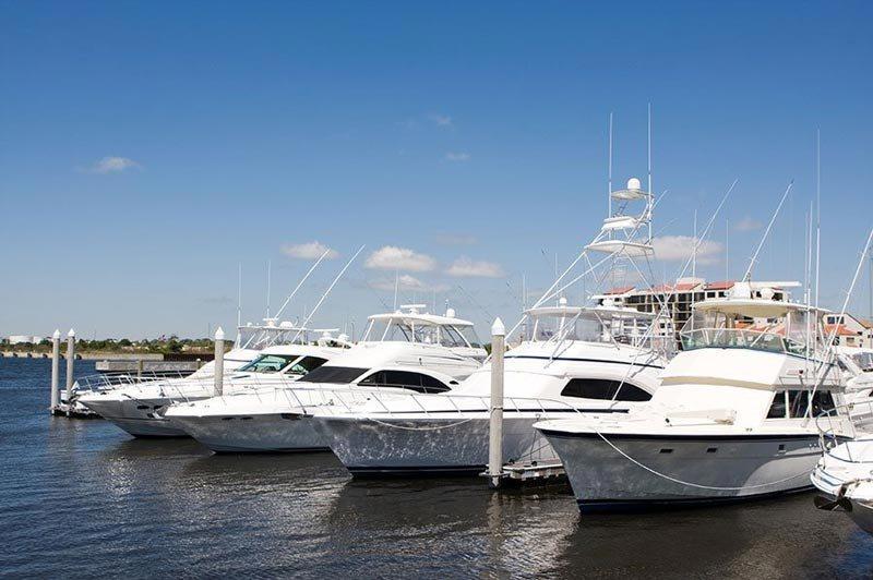 Palm Beach boats