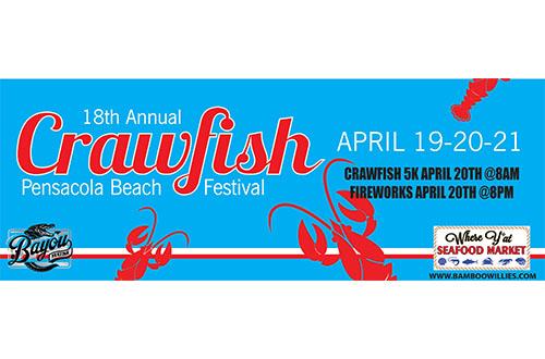 18th Annual Crawfish Festival