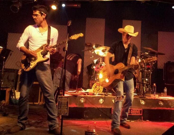 Dusty Sanderson Band