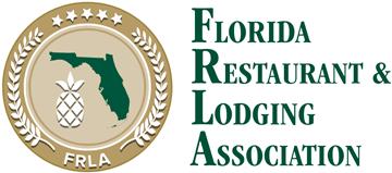Florida Restaurant & Lodging Association logo