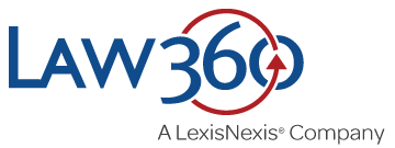 Logo for Law 360