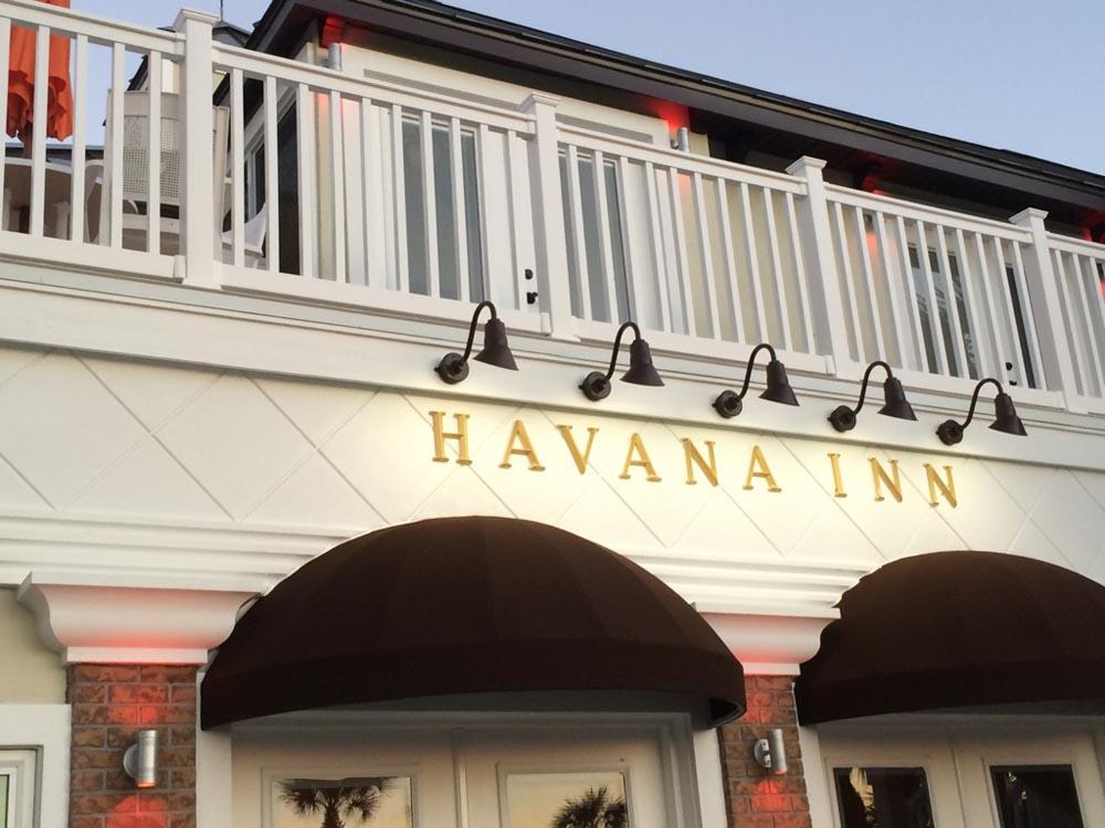 Havana Inn Balcony
