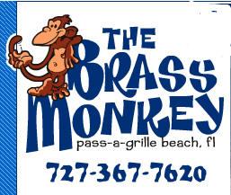 The Brass Monkey logo