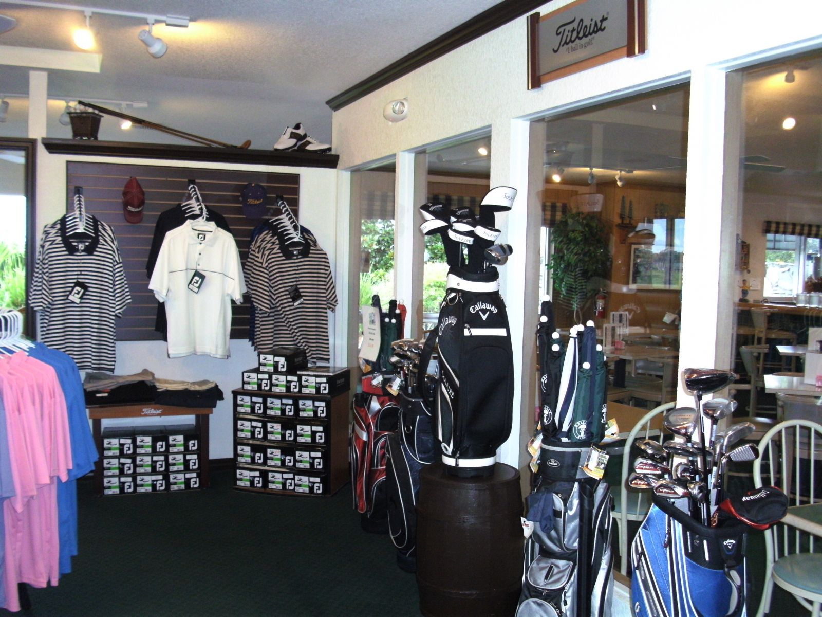 The Palms Pro Shop