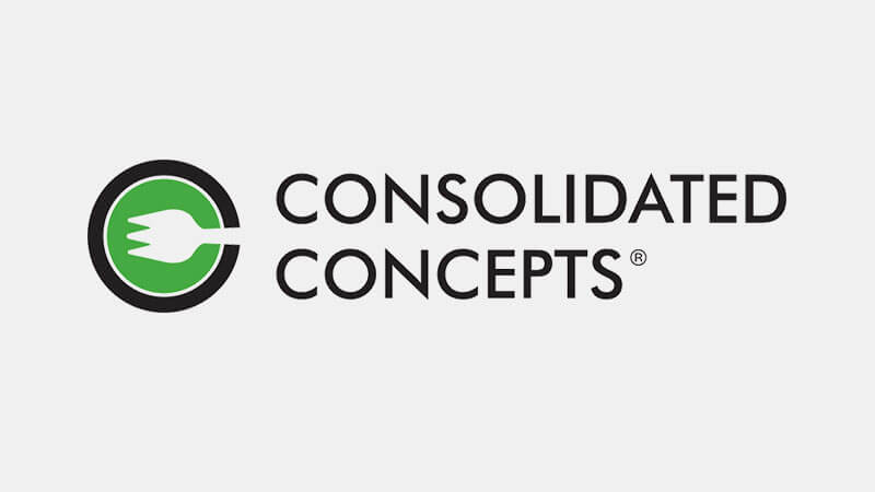 Consolidated Concepts logo