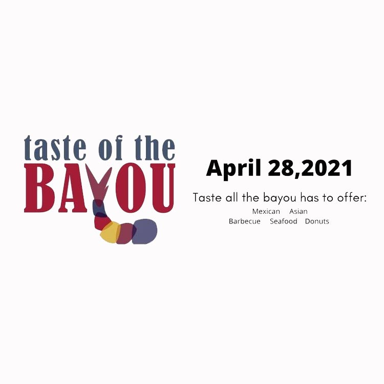 Taste of the Bayou Logo