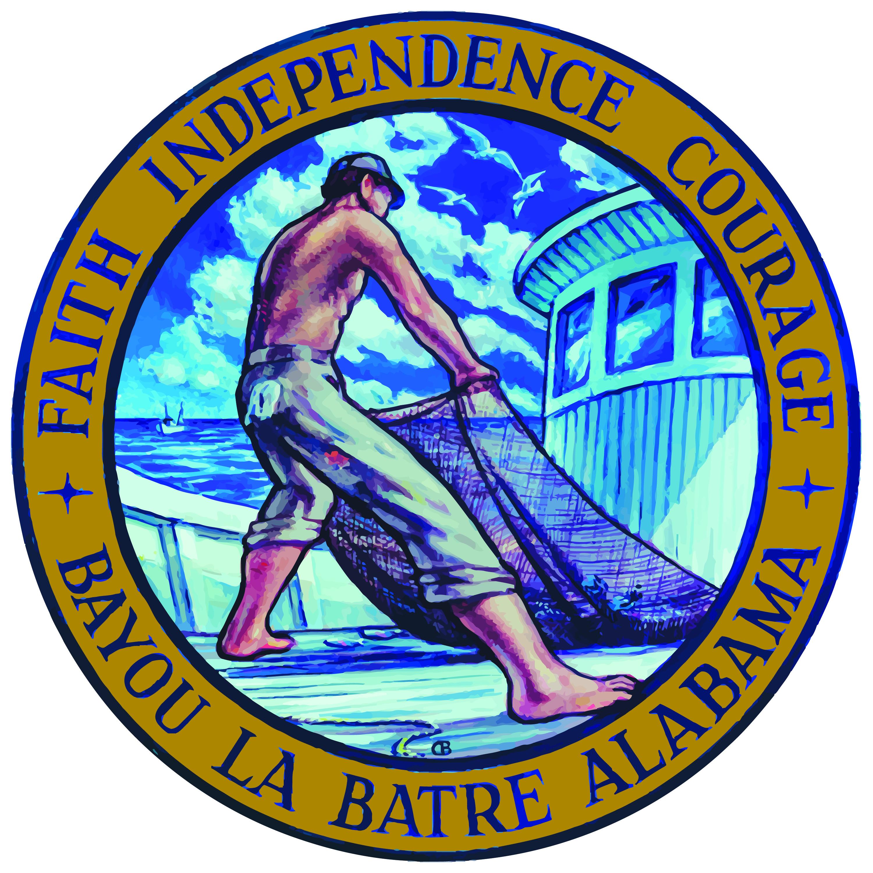 City of Bayou La Batre Seal