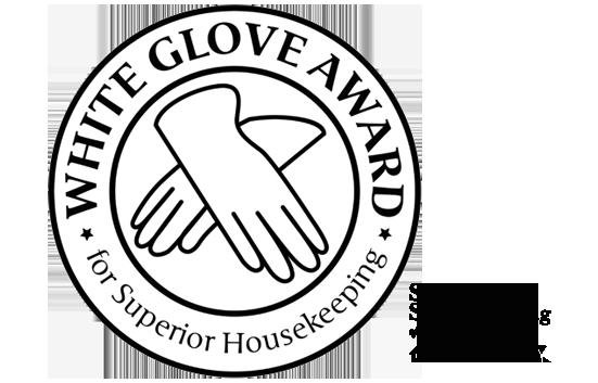 White Glove Award Logo