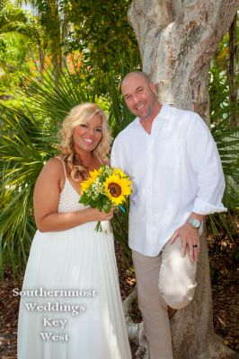 Tropical Garden Weddings by Southernmost Weddings Key West