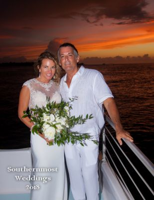 All Inclusive Key West Sunset Sailboat Wedding Packages