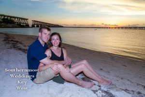 Bahia Honda Proposal Photography Session by Southernmost Weddings