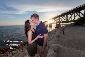 Surprise Engagement at Bahia Honda by Southernmost Weddings Key West