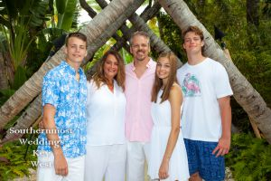 Family Photo Session at Cheeca Lodge by Southernmost Weddings Key West