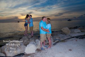 Family Photos at Ft. Zachary Taylor by Southernmost Weddings Key West