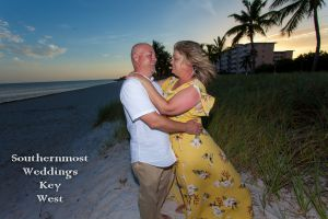 Sunset Beach Weddings by Southernmost Weddings Key West