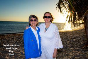 Sandy Sunset Wedding  <br> $465.00
