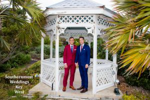 West Martello Gardens Wedding <br>$1395.00