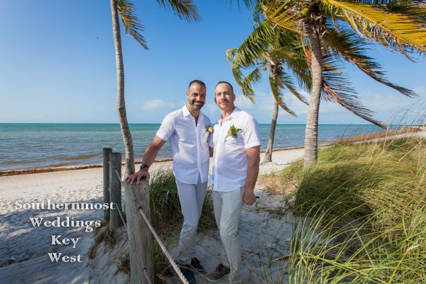 Florida Keys Beach Wedding <br> $295.00