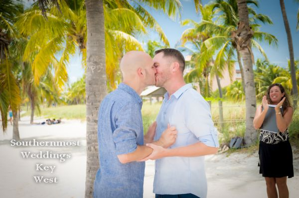 Just the Two of Us Sunset Beach Elopement <br> $345.00