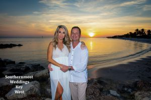 Toes in the Sand Sunset Elopement <br> $365.00