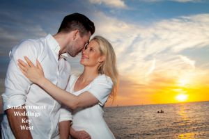 Sandy Sunset Wedding Package  $465.00