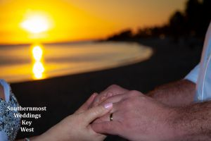 Toes in the Sand Sunset Elopement <br>$345.00