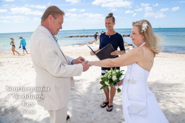 Sandy Beach Morning Wedding<br> $415.00