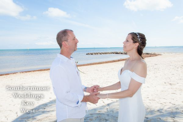 Toes in the Sand Sunset Beach Wedding<br> $345.00
