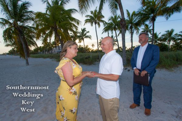 Just the Two of Us Sunset Beach Wedding <br>$345.00