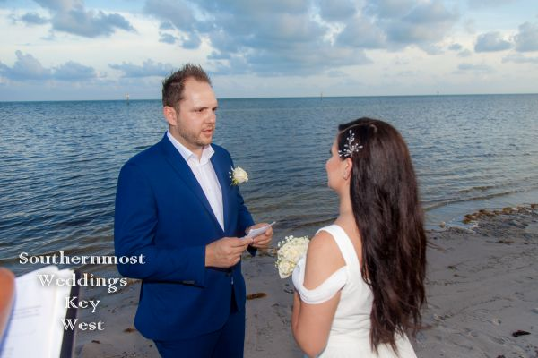 Key West Elopement Package<br>  $345.00
