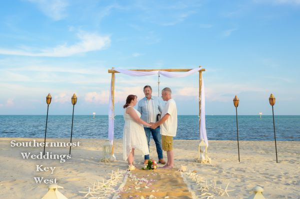 Starfish Plus Beach Wedding Package<br> $995.00