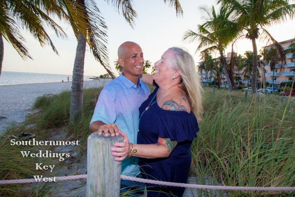 Just the Two of Us Smathers Beach Elopement <br> $315.00