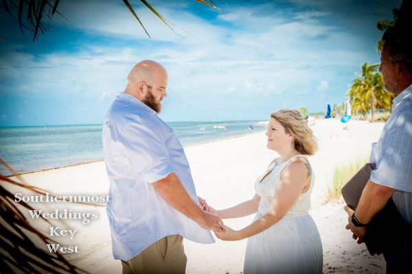 Just the Two of Us Sandy Beach Elopement <br>$295.00