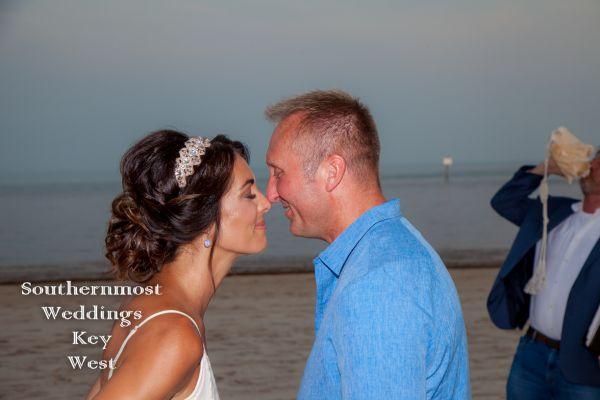 Smathers Beach Sunset Wedding<br> $465.00