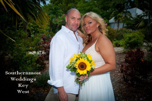 Just the Two of Us Tropical Garden Elopement<br>$295.00