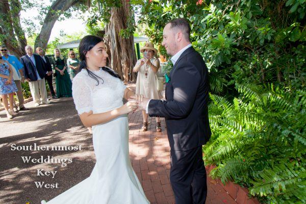 West Martello Gardens Wedding <br>$1175.00