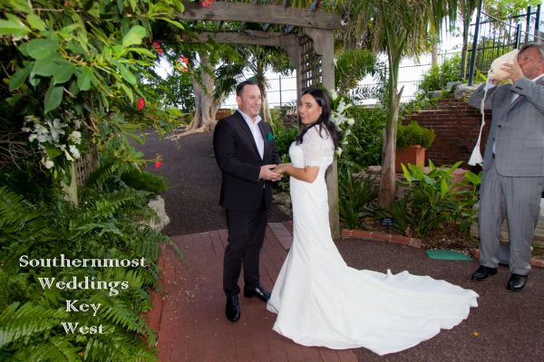 West Martello Gardens Wedding <br>$1175.00