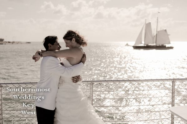 Key West Sailboat Wedding <br>$5295.00