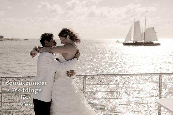 Key West Sailboat Wedding <br>$6095.00