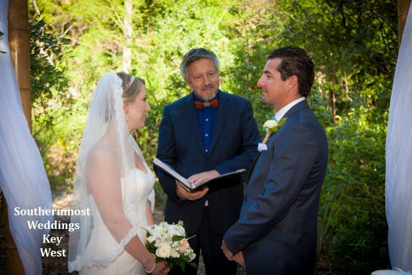 Key West Tropical Forest & Botanical Garden Weddings by Southernmost Weddings