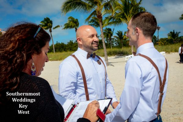 Barefoot Beach Wedding Package by Southernmost Weddings Key West $415.00