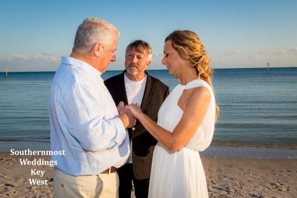 Sandy Sunset Beach Wedding Package $465.00