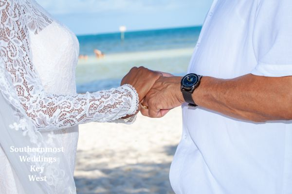 Barefoot Beach Wedding & Southernmost House Honeymoon Package $3200.00