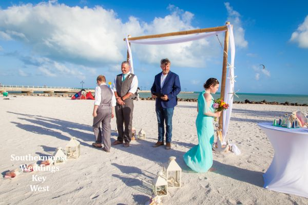 Casual Weddings Key West by Southernmost Weddings